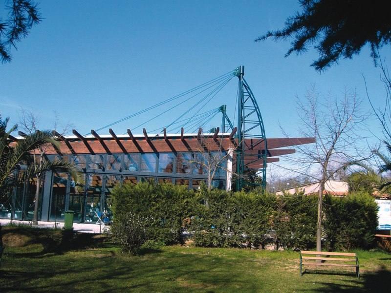 Taddei costruzioni s r l strutture in acciaio - Piscina pubblica roma ...